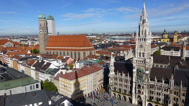 Trauer in einer Großstadt wie München. Ist das anders als auf dem Land?